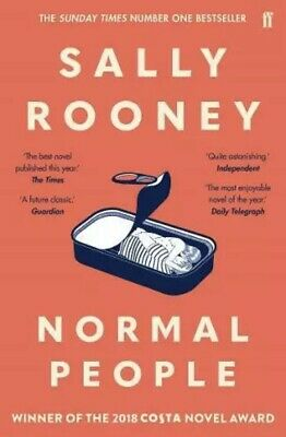 BRAND NEW Sally Rooney Normal People *Not a PDF!* Paperback Book FAST & FREE P&P