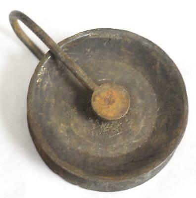 Longcase Clock Pulley Pulley For 30hr Grandfather Clock 18th Century