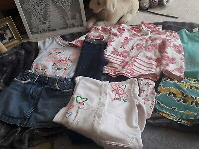 Girls bundle joules age  5.6years, summer, holiday ,mini boden .next gap cath ki