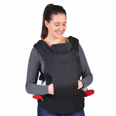Mountain Buggy Juno Baby Carrier in Black - New In Box