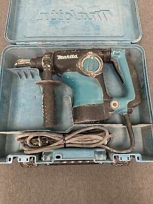 "Makita HR2811F 1-1/8"" SDS-Plus Rotary Hammer"