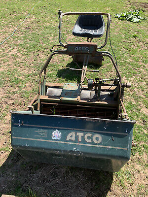 Replacement Atco Royale B24 Lawn Mower Roller *M10 Female Thread* Short Version
