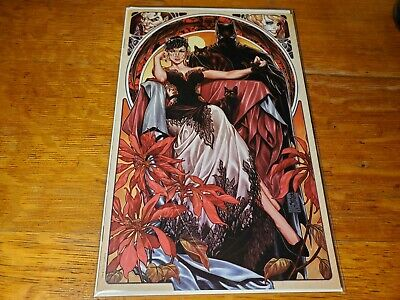DC/'s Batman #50 Wedding Issue Brooks Trade Variant A Cover NM