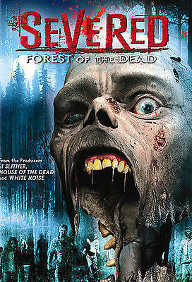 Severed: Forest of the Dead DVD Region 1 Horror-----------------2004