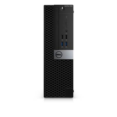 Dell Optiplex 7040 SFF Computer i7-6700 3.4Ghz 32GB RAM 320GB Win10Pro OEM