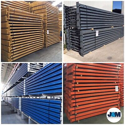 Warehouse Pallet Racking Storage Systems Frames/ Beams /Accessories Good Quality