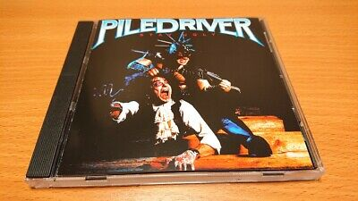 Piledriver - Stay Ugly(1986)CD