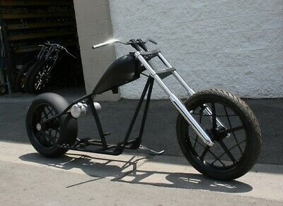 2020 Custom Built Motorcycles Chopper  WEST COAST CHOPPERS CFL  4UP ROLLING CHASSIS 200 TIRE