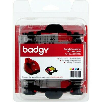 BADGY VBDG205EU Consumable Pack Color Ribbon