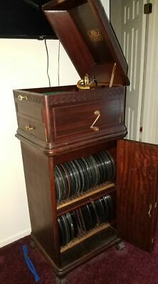 Victor Victrola XIIA w/ model 150 cabinet