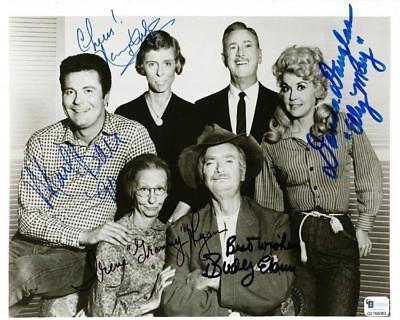 REPRINT - BEVERLY HILLBILLIES Cast Autographed Signed 8 x 10 Photo Poster RP