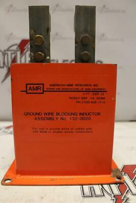 American Mine Research 132-0020 Ground Wire Blocking Inductor Assembly