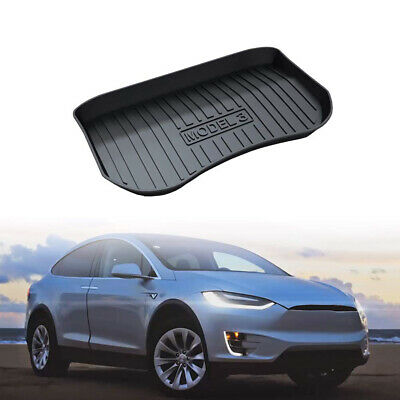 Front Storage Trunk Cargo Cover Boot Liner Tray Carpet Floor Mat Compatibl Q8S6
