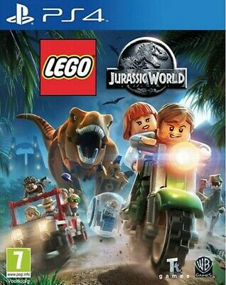 LEGO Jurassic World PS4 PlayStation 4 ITALIANO