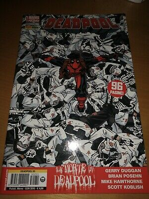 Deadpool #55 Marvel Now #24 Panini Comics Nuovo Edicola