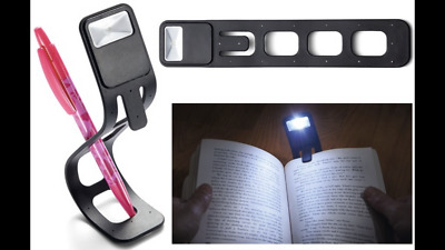 High Quality Book Light Mark Avon Gifts Rrp £10 Reading Night Lamp Clip On