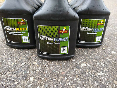 Lot of 13 Cooling System Sealer and Conditioner Stops Leaks 10oz 295ml