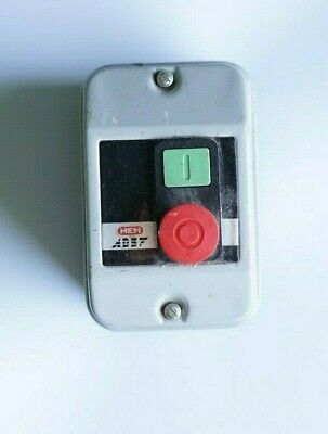 MEM ADS7 147ADS1X DOL Starter STOP/START 220-240V motor current  0.74-1.1 AMP