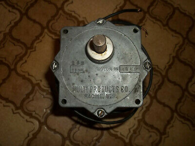 Multi Products Co. Motor New Old Stock