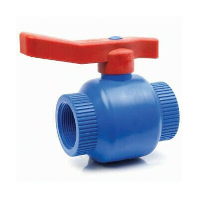 Valve To Sphere Antifreeze IN Polypropylene Female/Female Bsp