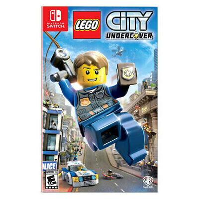 Whv Games War 58022 Lego City Undercover
