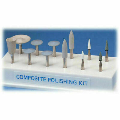 Shofu Dental Composite Polishing CA Kit - Autoclavable Bur Block Shofu - New!