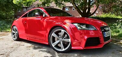 Audi TT RS PLUS TFSI QUATTRO - 410ps Recent Stage 1 Remap - PX Welcome