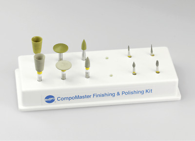 CompoMaster Finishing & Polishing Kit - Shofu - NEW!