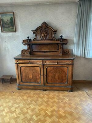 Ancien Vaisselier. Old Highboard. (réf-703)