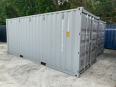 Shipping Containers - 20' 2019 model, mint condition, local pickup only