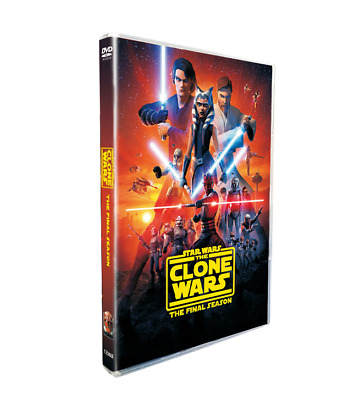 Star Wars : The Clone Wars Seasons 7 sealed package New