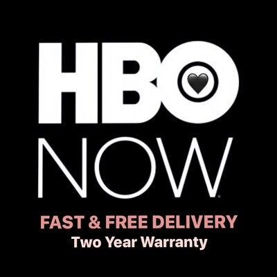 HBO Premium Subscription | TWO Year Warranty | TRUSTED SELLER | Fast Delivery💫