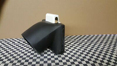 Harley Fatboy softail STRETCHED HEADLIGHT BLACK NACELLE Fits years 94-13