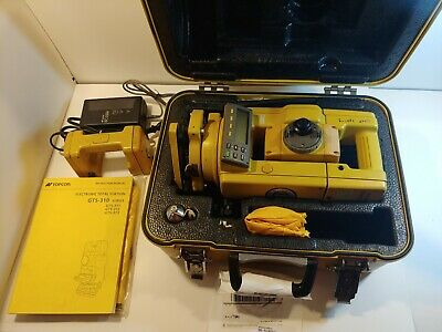TOPCON GTS313 Electronic Total Station