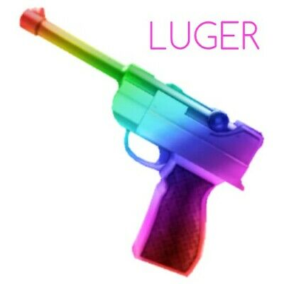 🔥🔪 GODLY Chroma Luger MM2 Murder Mystery 2 Roblox 🔪🔥 READ DESCRIPTION!