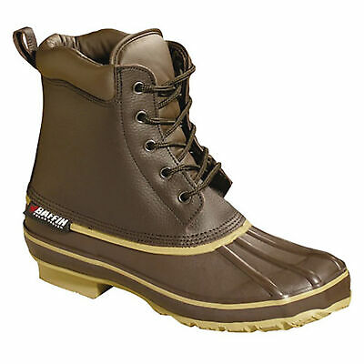 Baffin 49000391 009 9 Moose Boot Durable PU Coated Leather Size 9