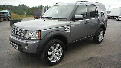 2012 Landrover Discovery 4 SDV6 Commercial with tow bar .