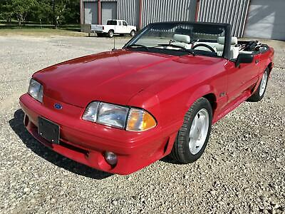 1991 Ford Mustang Convertible 1991 Ford Mustang