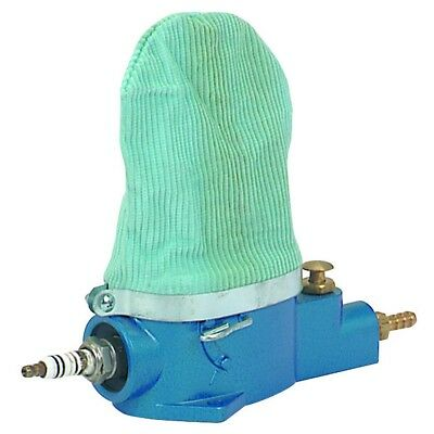 Pneumatic Air Spark Plug Cleaner Sand Blaster Tool Cleaning