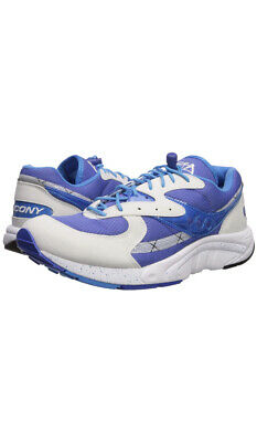 """White//Blue//Light Blue S70460-2 Saucony Aya /""""Limited Edition/"""" Sneakers"""
