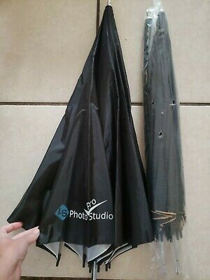 "LS Photo PRO Studio Reflector Umbrella 24"" (Set of 3)"