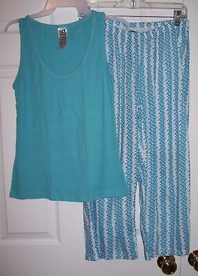 NWOT  Women Pajamas XL 65/35 Cotton/Poly Pull Over Sleeveless # 15