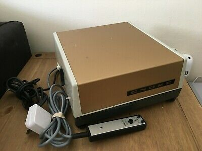 1970s Original Gnome - Vintage Slide Projector - Model: 7109
