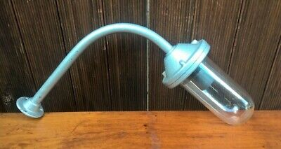 Vintage Industrial ROWCO Wall Light Fitting Lamp - SHED Cafe Restaurant MANCAVE