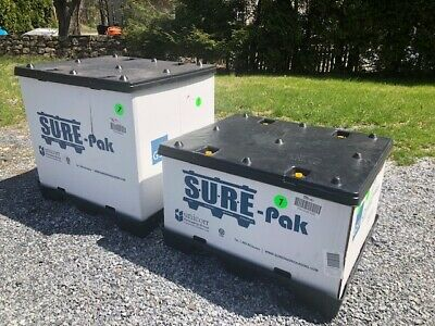 ULINE SURE-Pak Storage Container