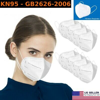 10 Pcs Face Cover GB2626-2006 Standard Size/ Earloop