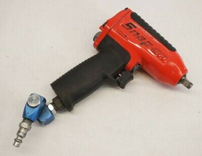 "Snap-on MG325 3/8"" Air Impact Wrench Pneumatic Wrench - Red"