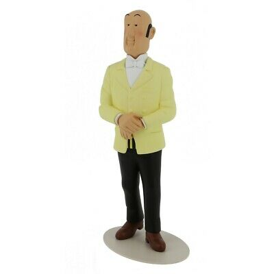 Figurine de collection Tintin Nestor le majordome Moulinsart 25cm 46014 (2020)