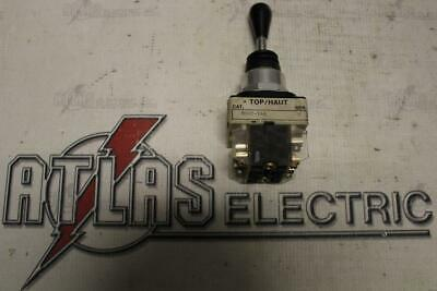 Allen Bradley 800T-T4S 4 Position Toggle Selector Switch