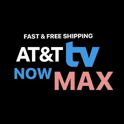 AT&T TV NOW MAX | 1 Year Warranty | TRUSTED SELLER | FAST DELIVERY💫